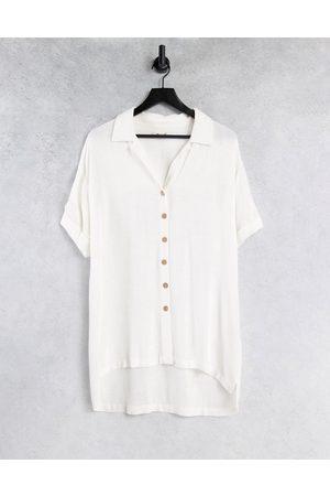 Rip Curl Rip Curl Ashore shirt in white