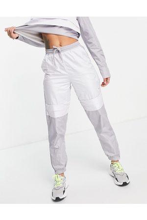 adidas Originals cuffed joggers in grey