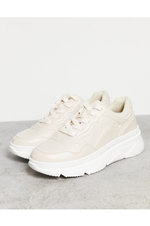 London Rebel Chunky runner trainers in