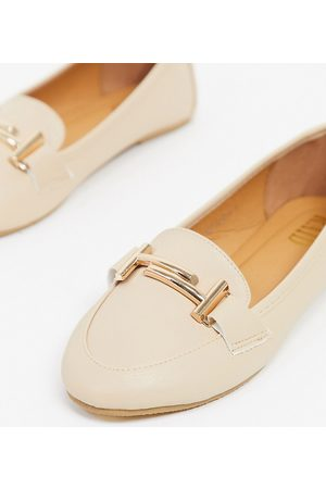 Raid Nidhi loafer with snaffle in