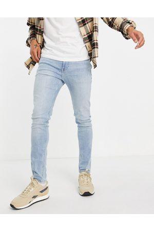ASOS Skinny jeans in light wash blue