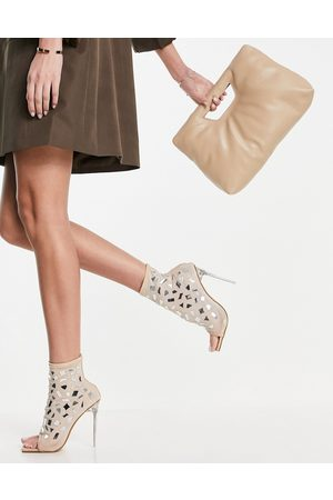 Ego Mujer Sandalias - Snowy sock peep