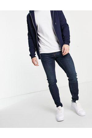 Hollister Super skinny fit jeans in dark wash
