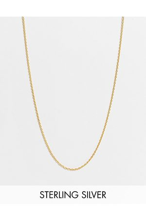 The Status Syndicate Status Syndicate gold plated short chain necklace