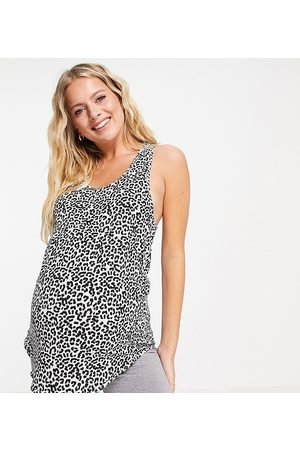 Cotton On Mujer Tank tops - Training tank top in leopard print
