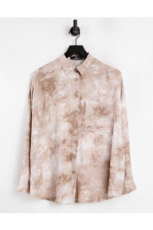 Heartbreak Oversized shirt co