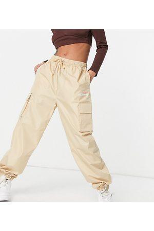 Ellesse Mujer Leggings y treggings - Woven pant trousers in camel