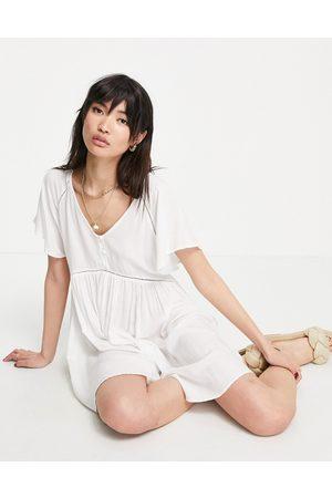 Rip Curl Rip Curl In Your Dreams beach dress in white