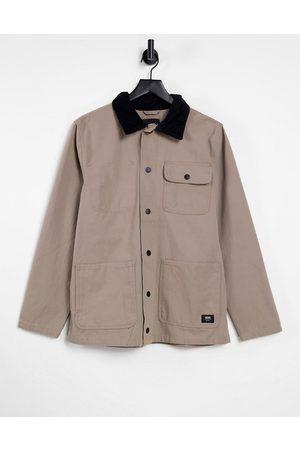 Vans Drill Chore jacket in khaki