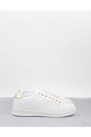 Accessorize Trainer with star detail in white