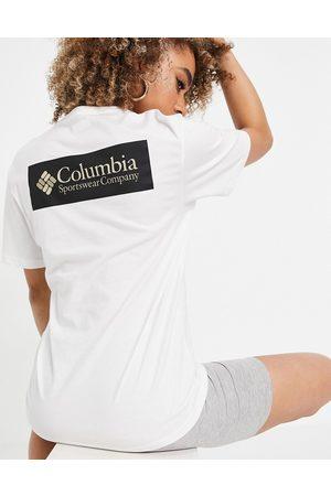 Columbia North Cascades back print t