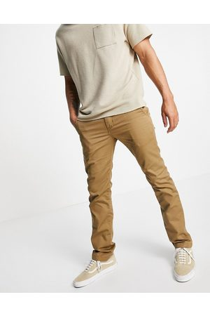 Vans Authentic stretch chinos in brown