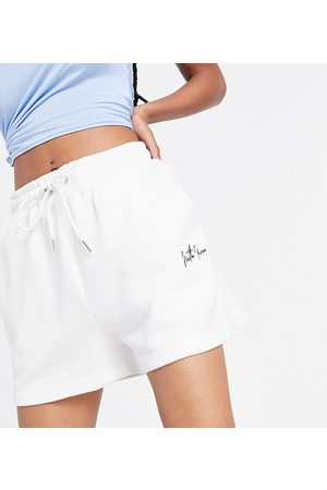 Sixth June Fluffy touch relaxed shorts co