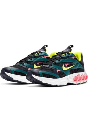 Nike Zoom Air Fire trainers in black and multi