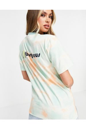 Berghaus Heritage Front and Back logo t