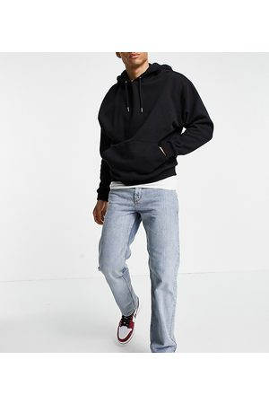 COLLUSION X005 90s straight leg jeans in blue