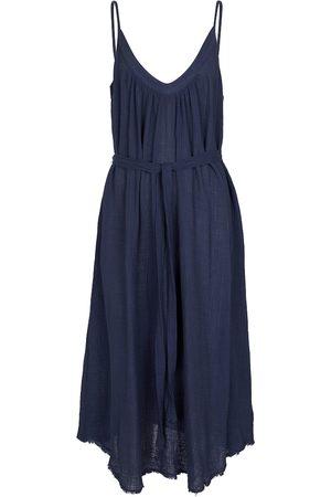 Velvet Kayle cotton midi dress