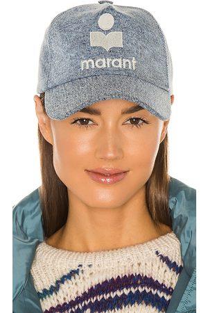 Isabel Marant Sombrero tyron en color azul talla all en - Blue. Talla all.