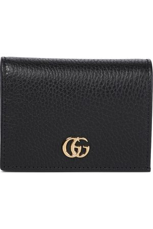 Gucci GG leather wallet