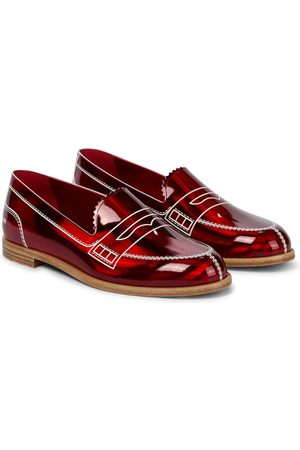 Christian Louboutin Mujer Flats - Mocalaureat leather loafers