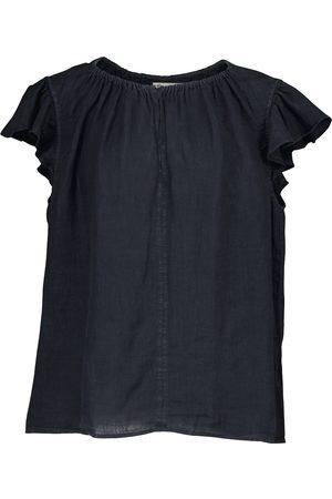 Velvet Irene linen top