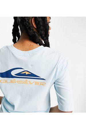 Quiksilver Mid Sleeve Logo t