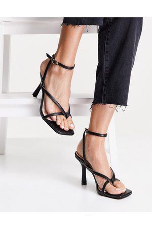 Raid Dorneah strappy sandals in black