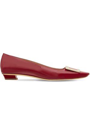 "Roger Vivier Zapatos Pumps ""belle Vivier"" De Charol 25mm"