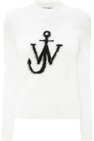 J.W.Anderson Mujer Suéteres - Suéter con estampado JW Anchor
