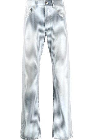 Lanvin Jeans a rayas