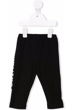 Balmain Leggings y treggings - Pants con franjas laterales