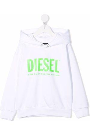 Diesel Hoodie con logo estampado