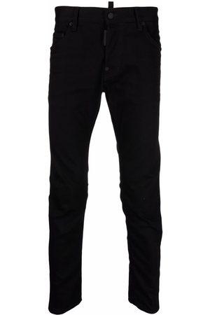 Dsquared2 Hombre Skinny - Jeans slim con tiro medio
