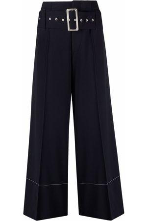 10 CORSO COMO Pantalones anchos de talle alto
