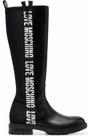 Love Moschino Botas altas con logo