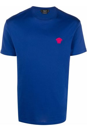 VERSACE Hombre Playeras - Camiseta Medusa con diseño bordado