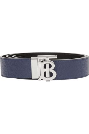 Burberry Hombre Cinturones - Cinturón con hebilla del logo