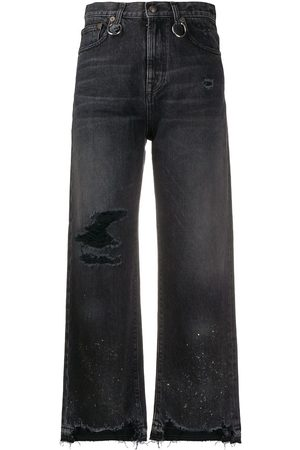 R13 Jeans anchos Camille