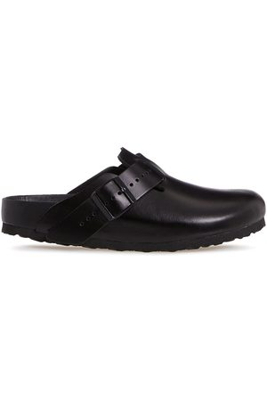 Rick Owens Mujer Zuecos - X Boston leather clogs