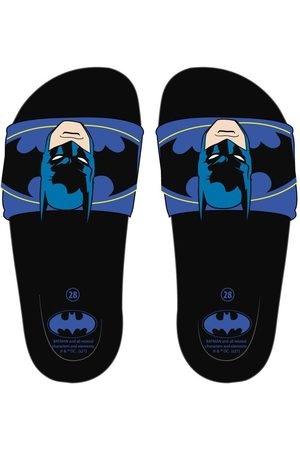 Cerdá Chanclas Batman Piscina EU 30-31 Black