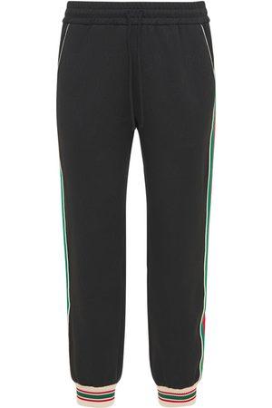 Gucci Hombre Pantalones y Leggings - Pantalones Jogging De Jersey Gg