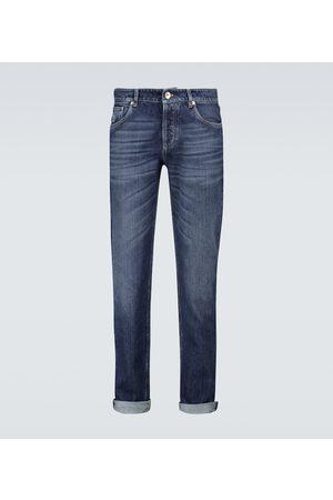 Brunello Cucinelli Hombre Rectos - Straight-leg jeans