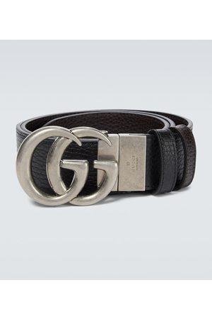 Gucci Hombre Cinturones - GG Marmont leather belt