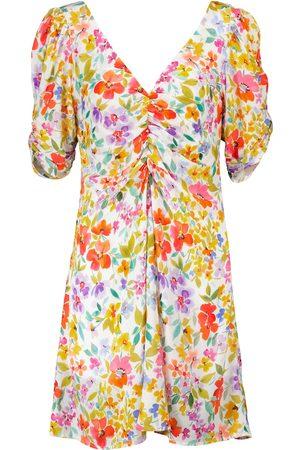 Velvet Melinda floral minidress