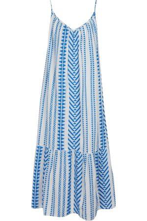 Velvet Dinae cotton midi dress
