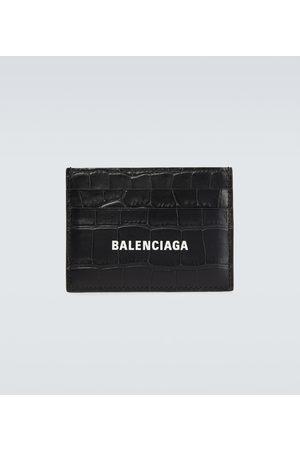 Balenciaga Cash cardholder with logo