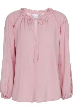 Velvet Mujer Blusas - Marty voile blouse