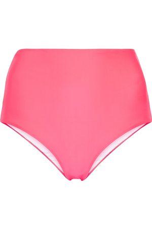 Christopher Kane High-rise bikini bottoms