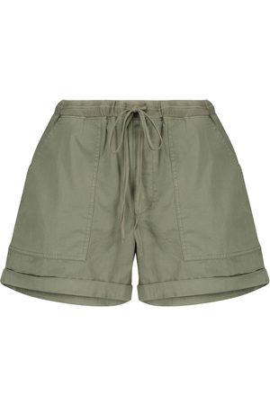 Velvet Tenley cotton twill shorts