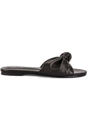 Raye Sandalia buffy en color talla 10 en - Black. Talla 10 (también en 5.5, 6, 6.5, 7, 7.5, 8, 8.5, 9).